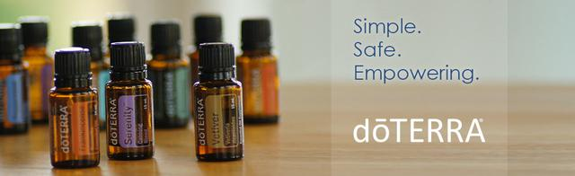 Simple.  Safe.  Empowering.  doTERRA